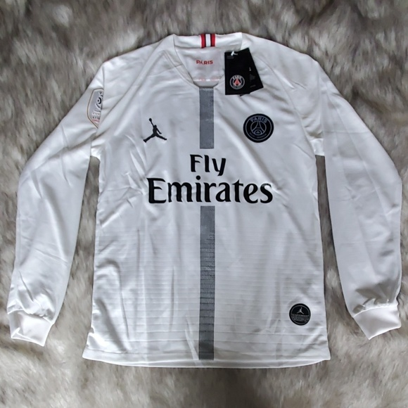 premium selection 134ab ccb8f 🖤 PSG Mbappe Long Sleeve Jersey 🖤 NWT
